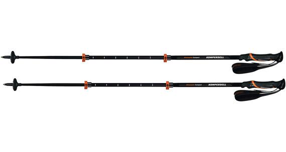 Komperdell Hikemaster Compact Powerlock Poles